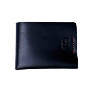 Slim wallet Simple (negra)