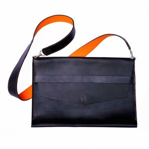 "Slim laptop sleeve 13"" Simple negro"