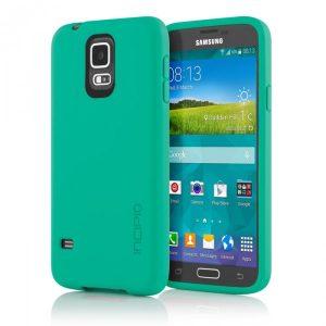 Estuche para Samsung Galaxy S5 Incipio NGP (Turquesa)