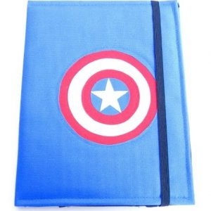 Funda para Tablet Ipad Capitan América.