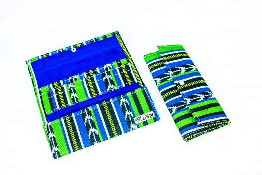 Billetera Juvenil Típico Verde