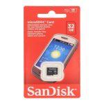 Sandisk Micro SD de 32gb Clase 4