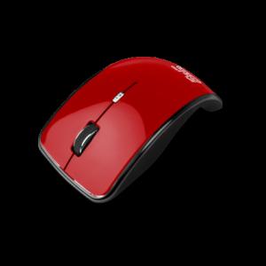 Mouse Inalambrico Klip Xtreme KMO-375 Color Rojo