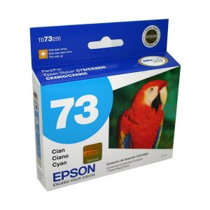Cartucho Epson 73 Cian