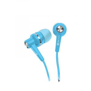 Audifonos Klip Xtreme KSE-105 3.5mm Color Azul