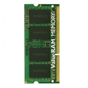 Memoria RAM DDR3 Marca Kingston de 4GB para Notebook de 1333Mhz