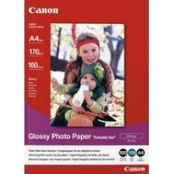Papel Fotografico para impresora Canon CL-41 with GP 501 4x6  x 50 sheets