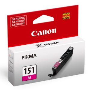 Depòsito de tinta para impresora Canon CLI-151M - Magenta - original