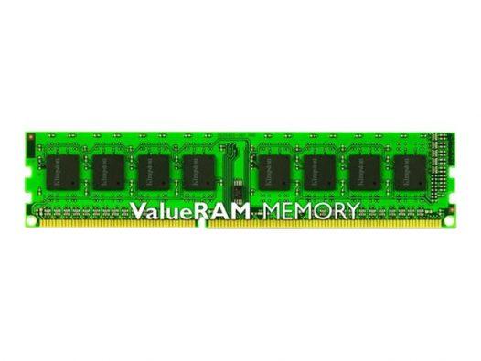 Memoria RAM DDR3 Kingston valueram 4GB para Desktop de 1600Mhz