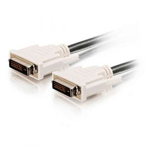 Cable C2G DVI Macho a DVI Macho de 1M