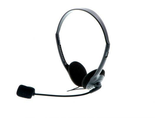 XTECH Audífonos Alámbricos Plug 3.5mm XTS-220