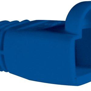 Capuchones para Conectores RJ-45 Color Azul Marca Nexxt (100 Unidades)