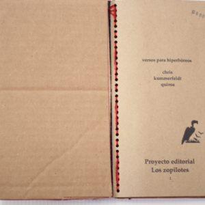 Libro de Versos Para Hiperbóreos