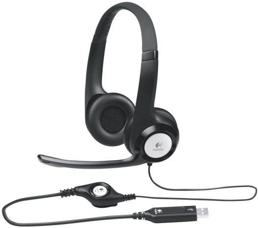 Audífonos USB Logitech H390