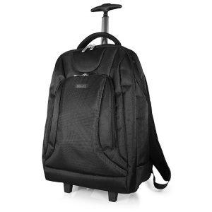 """Mochila para Laptop con ruedas Marca Klip Xtreme de 16"""" Color Negro"""