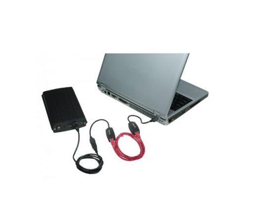 Extensor de linea USB Manhattan (UTP no incluido)