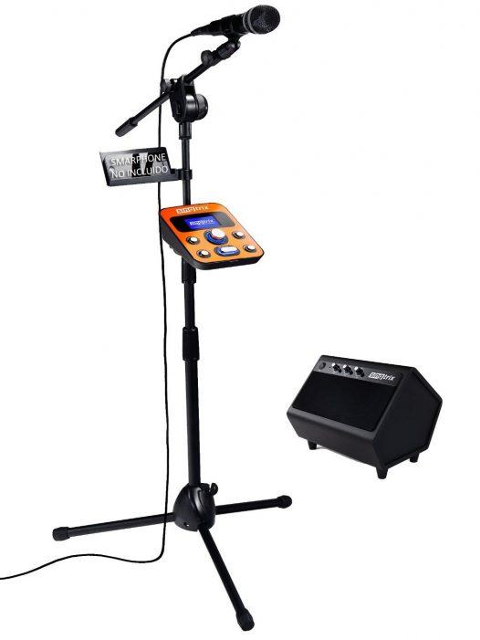 Unidad Digital de Karaoke Singtrix con Bocina y Subwoofer