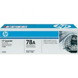 Toner HP CE278A Negro para Impresora