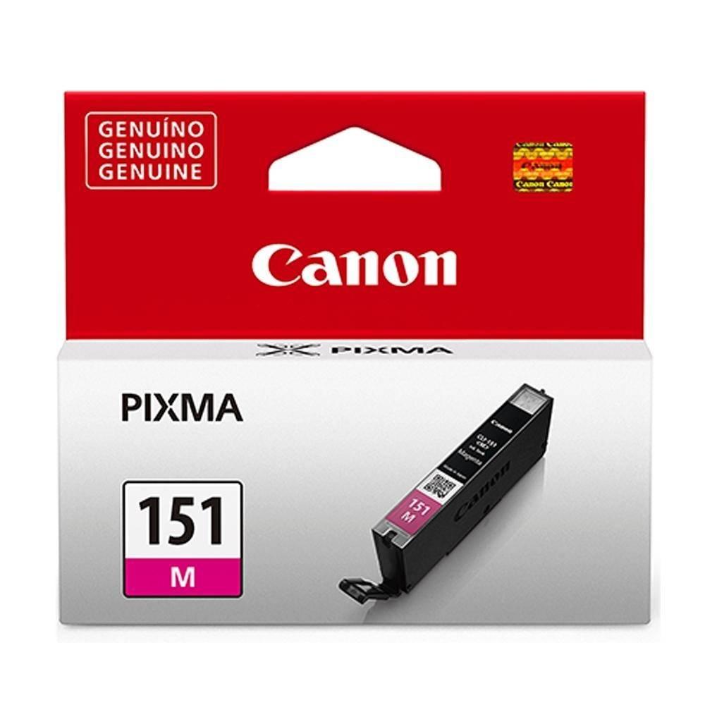 Cartucho original Canon cli-151 magenta