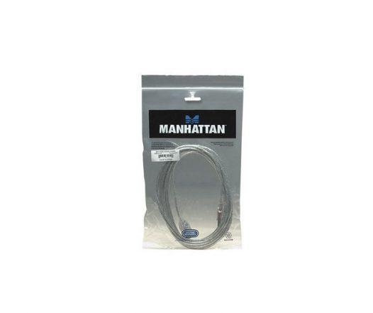 Cable de extensión Manhattan USB 2.0 3mts