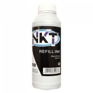 Refill de tinta NKT 500ml negro