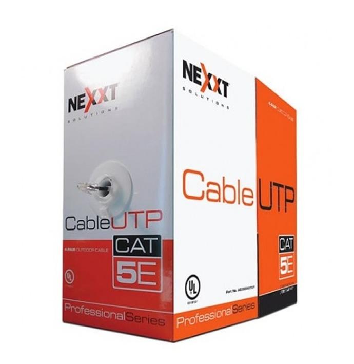 Cable UTP 5E