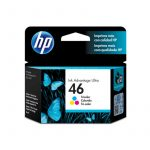 Cartucho HP 46 Color