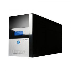 UPS Interactivo de 1500VA con Pantalla LCD de 8 Salidas marca Forza