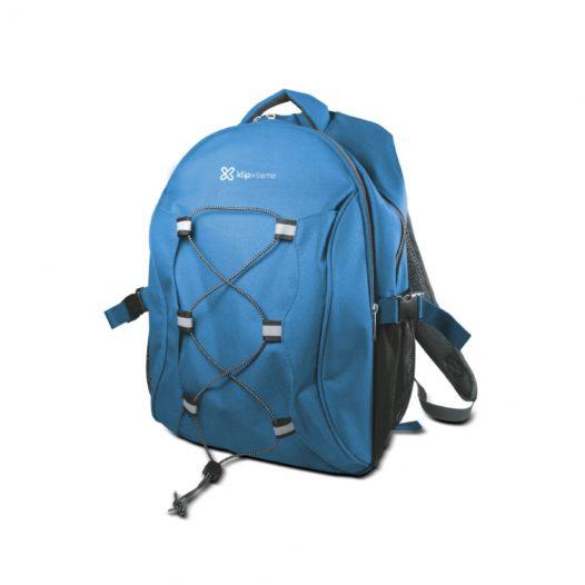 "Mochila para Laptop marca Klip Xtreme de 15.4"" Color Azul"