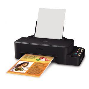 Impresora Multifuncional de Sistema Continuo Epson L120