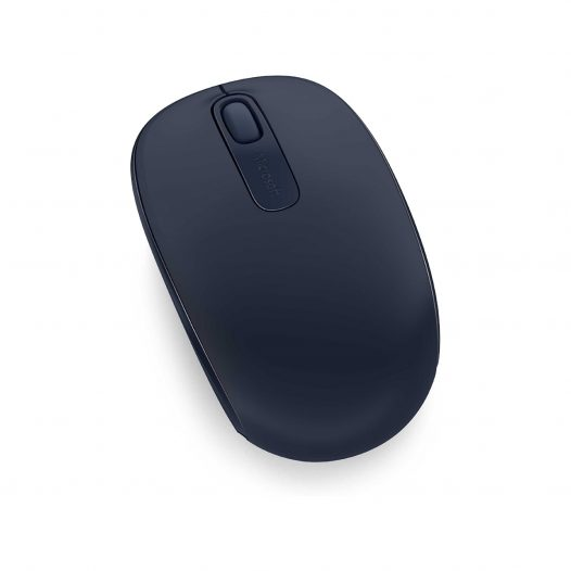 Microsoft Mouse 1850 Wireless Blue
