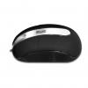 Mouse Alambrico Klip Xtreme KMO-102 USB y PS2 Color Negro con Gris