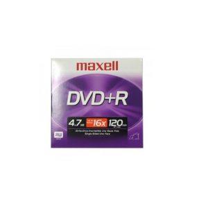 DVD+R 16X Maxell con sobre 4.7GB
