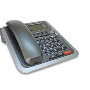 Teléfono DTI de escritorio con ID