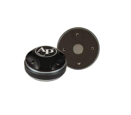 "Driver Audiopipe titanium 120W bobina 1.75"""