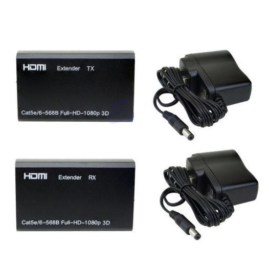 Amplificador de Señal HDMI Hasta 60Mts Etouch