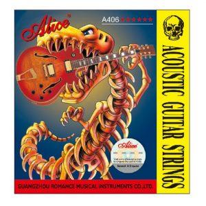 Set de cuerdas Alice para guitarra