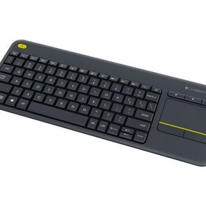 Teclado Inalámbrico para Smart TV K400 Plus marca Logitech