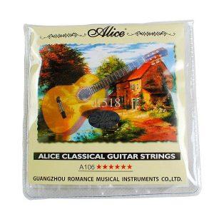 Cuerdas Alice Para Guitarra Acústica #3 10 piezas