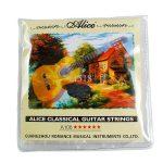 Cuerda para Guitarra Acústica #4 10 piezas marca Alice