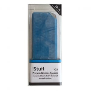Bocina Bluetooth iStuff Color Negro