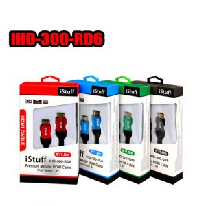 Cable Istuff Hdmi Macho 6' Verde