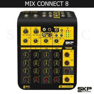 Consola Skp 8 Can./Usb/2 Mono