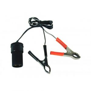Cable NIPPON AMERICA 12V. Clips A Jack