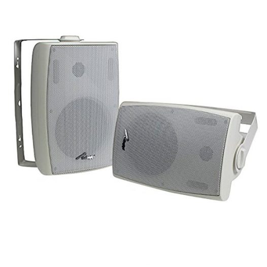 "Bocina ambiental Audiopipe 6.5"" 100W 8 Ohms blanco"