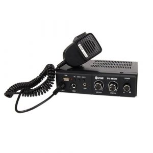 AMPLIFICADOR NIPPON AMERICA 12V 60W MP3/MIC