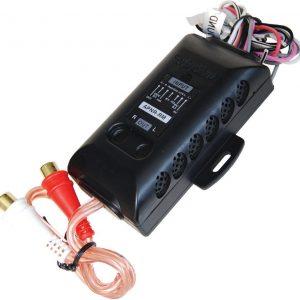 Adaptador de impedancia Audiopipe c/ remoto