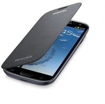 Case Para Samsung Galaxy S3 Flip Cover Gris Kemik Guatemala