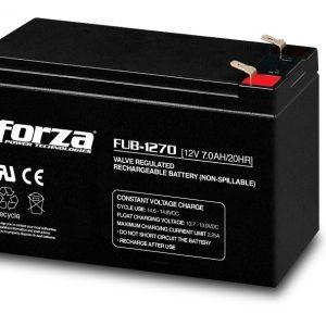 Batería 12V 7AH para UPS Forza FUB-1270
