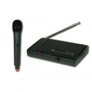 Micrófono Zebra VHF 200-270MHz